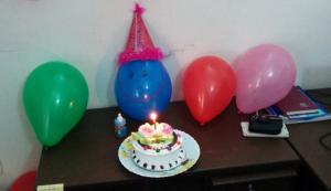 Birthday!! A very special day