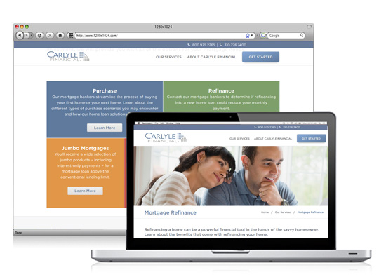 Carlyle financial services