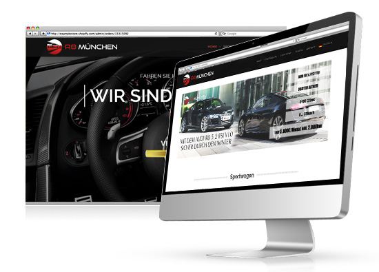 R8-muenchen home page