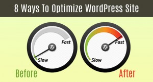 8 Ways To Optimize WordPress Site