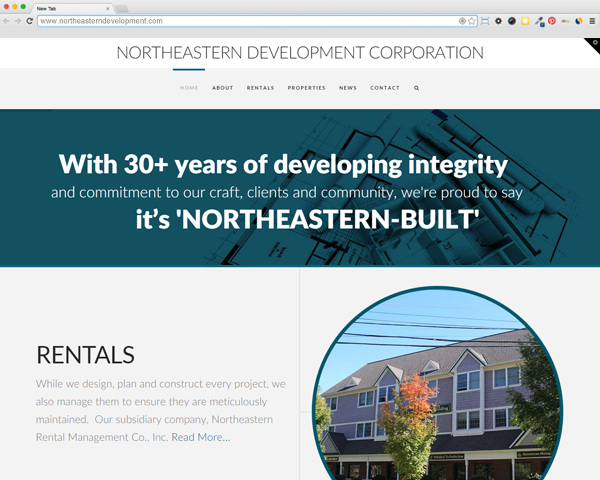 Northeastern Development