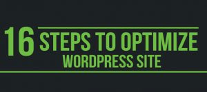 16 Steps to Optimize WordPress Site
