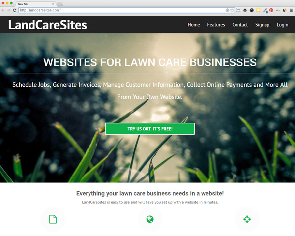 Land Care Sites