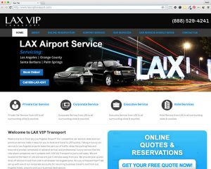 LAX VIP Transport