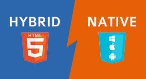 Hybrid vs Native Apps: Best Mobile Application Platform in 2017?