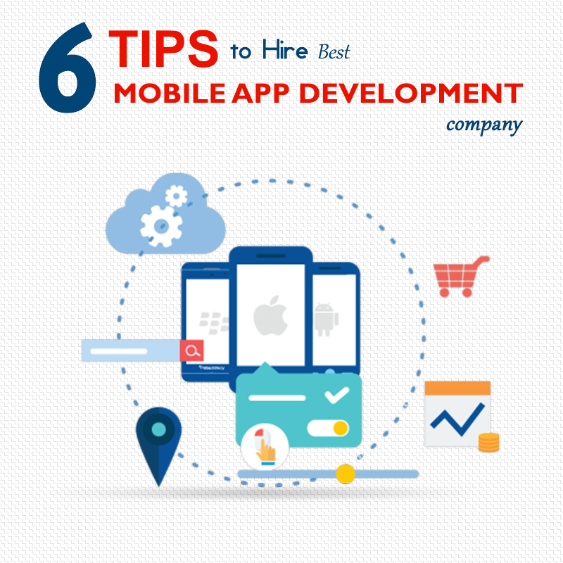 6 Tips to hire best Mobile app development company