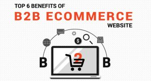 Top 6 Benefits of B2B E-Commerce Websites