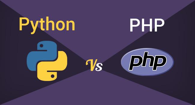 Python vs PHP 2018