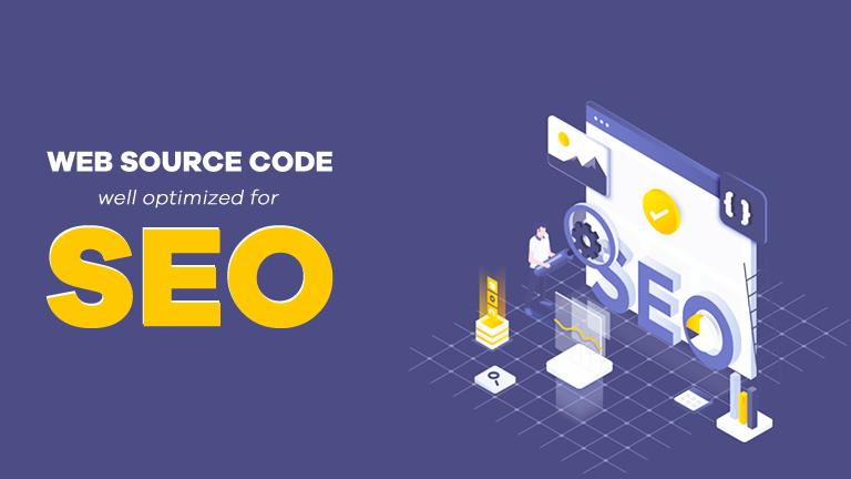 Web Source Code Well Optimized