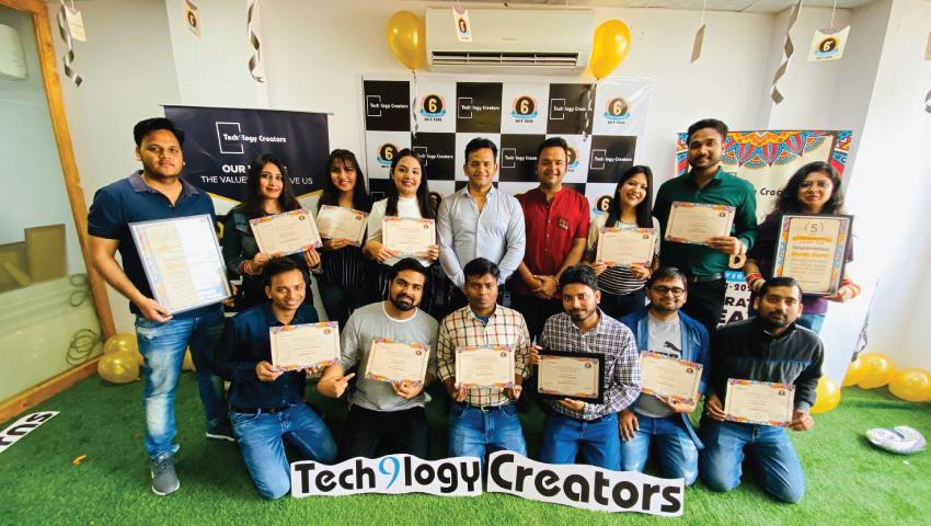 Tech9logy Creators 6th Annual Awards