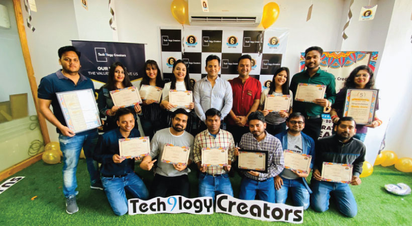 Tech9logy Creators 6th Annual Awards