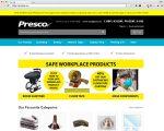 presco-webpage