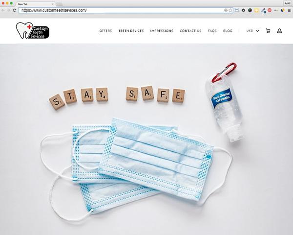 Custom Teeth Devices