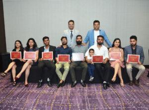 award-holders